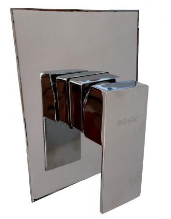 Mezclador ducha rectangular...
